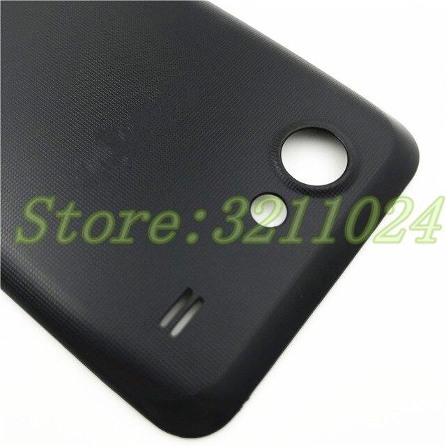 4.0 dla Samsung Galaxy S Advance, GT-i9070 i9070 obudowa powrót pokrywa baterii z tyłu drzwi Fundas części zamienne