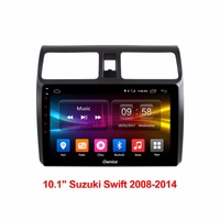 Android Vehicle Computer GPS Navigator Car Radio DVD Multimedia Video Player For Suzuki Swift 2008 2009