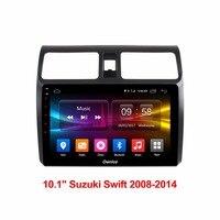 Android Vehicle Computer GPS Navigator Car Radio DVD Multimedia Video Player For Suzuki Swift 2008 2009