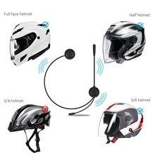 EJEAS E200 300m Bluetooth Intercom Motorcycle Helmet Headset Wireless Radio Moto Skiing Communication For Two Riders