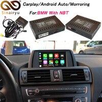 2019 New IOS Mirrorlink Car Apple Airplay Android Auto CarPlay Box For BMW 1 2 3 4 5 7 Series X3 X4 X5 X6 MINI NBT OS