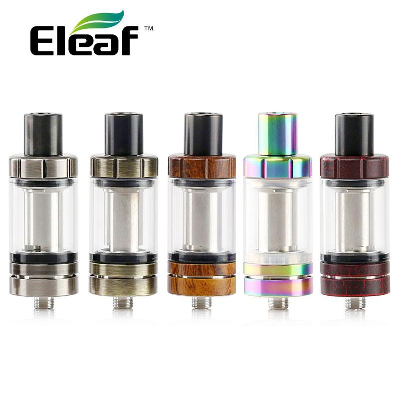 Original Eleaf melo 3 tanque 4 ml nuevo Color Top e-líquido llenado Melo 3 atomizador para istick Pico mega/Eleaf iStick 60 W batería MOD