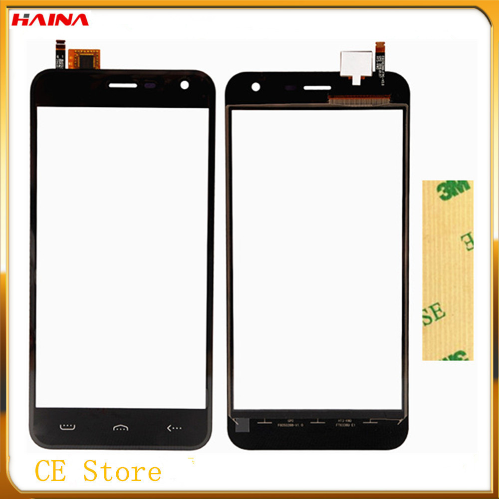 3M Tape original quality Touch Screen Digitizer For Homtom HT3 HT3 PRO Touch Panel Front Glass Sensor Touchscreen Replacement3M Tape original quality Touch Screen Digitizer For Homtom HT3 HT3 PRO Touch Panel Front Glass Sensor Touchscreen Replacement