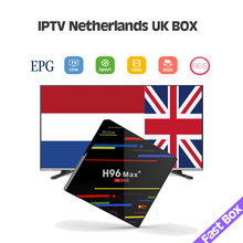Get more info on the World Iptv UK Dutch France Italy Spain Germany H96 Max Plus Android 8.1 TV Box H96max Brazil Adult Iptv M3u Code For Iphone Mag
