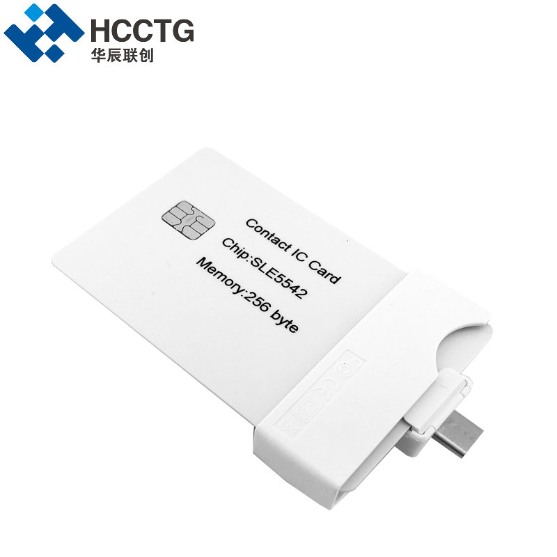 US $18 0 |New Pocket Mate II Smart Contact IC Chip Memory USB Type C Card  Reader ACR39U NF-in Card Readers from Computer & Office on Aliexpress com |