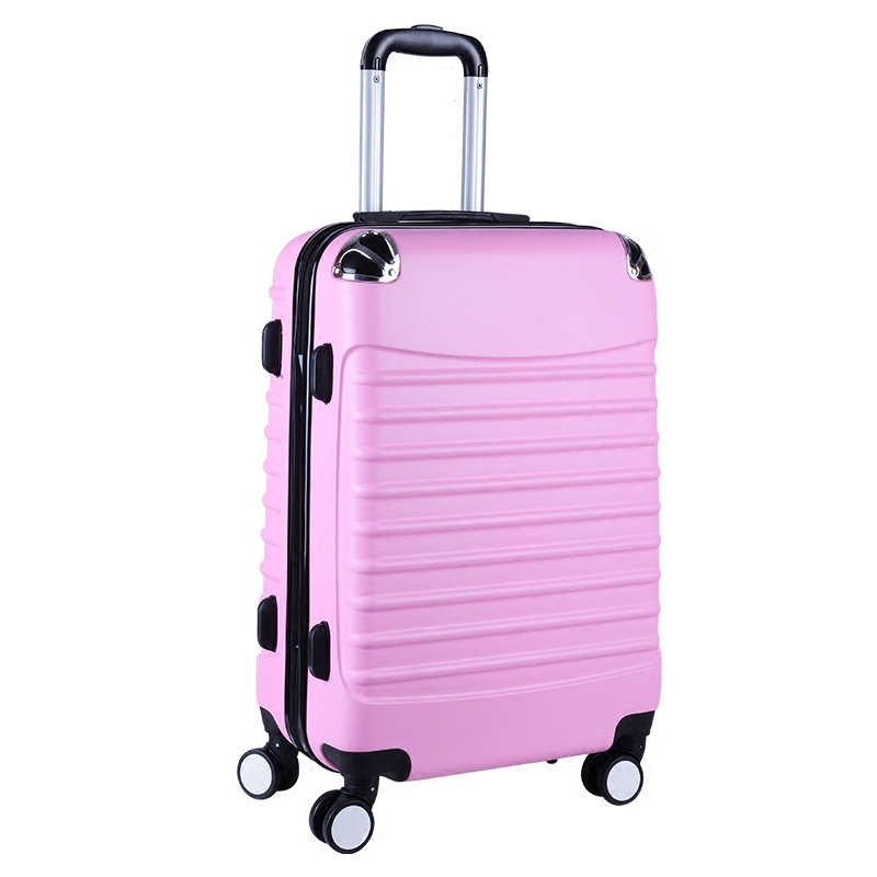 ФОТО 20/24 inches ABS girl students spinner trolley case child creative Travel luggage rolling suitcase women business Boarding box