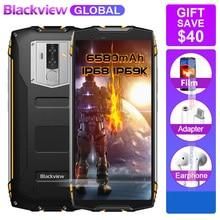 Hızlı kargo Blackview BV6800 pro 6580 mAh IP68 Su Geçirmez 16MP NFC 5.7