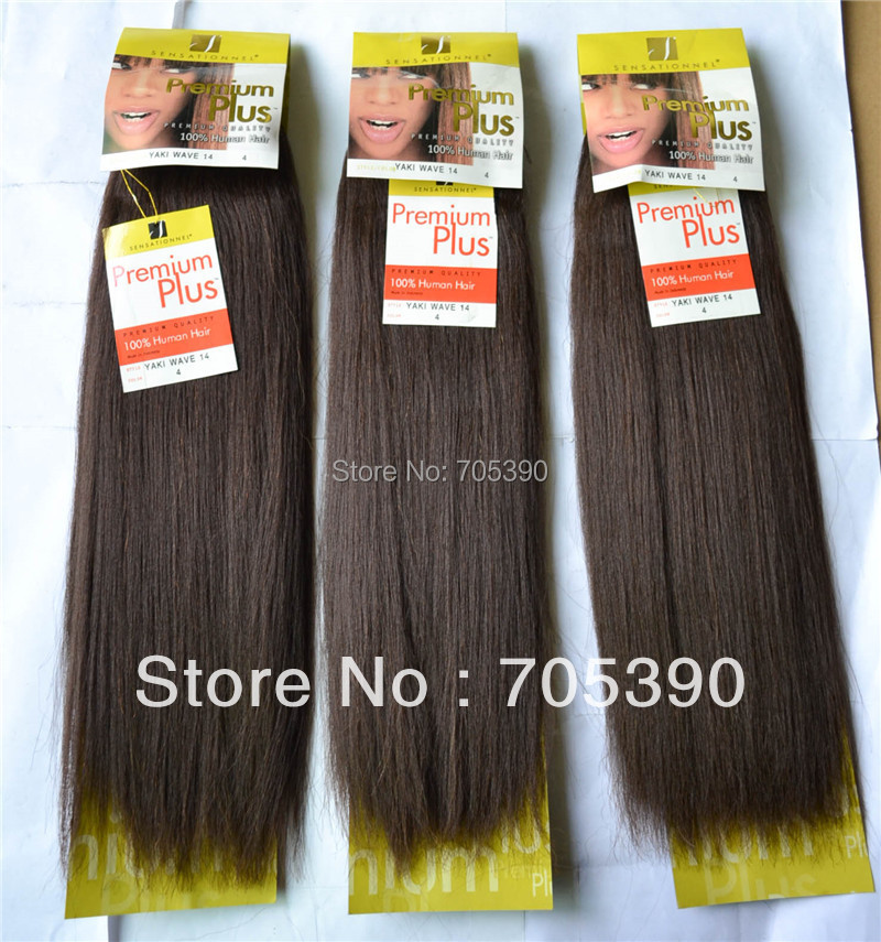 Hot Selling Afro Hair Extensions Hair Best Price Yaki Weave Premium