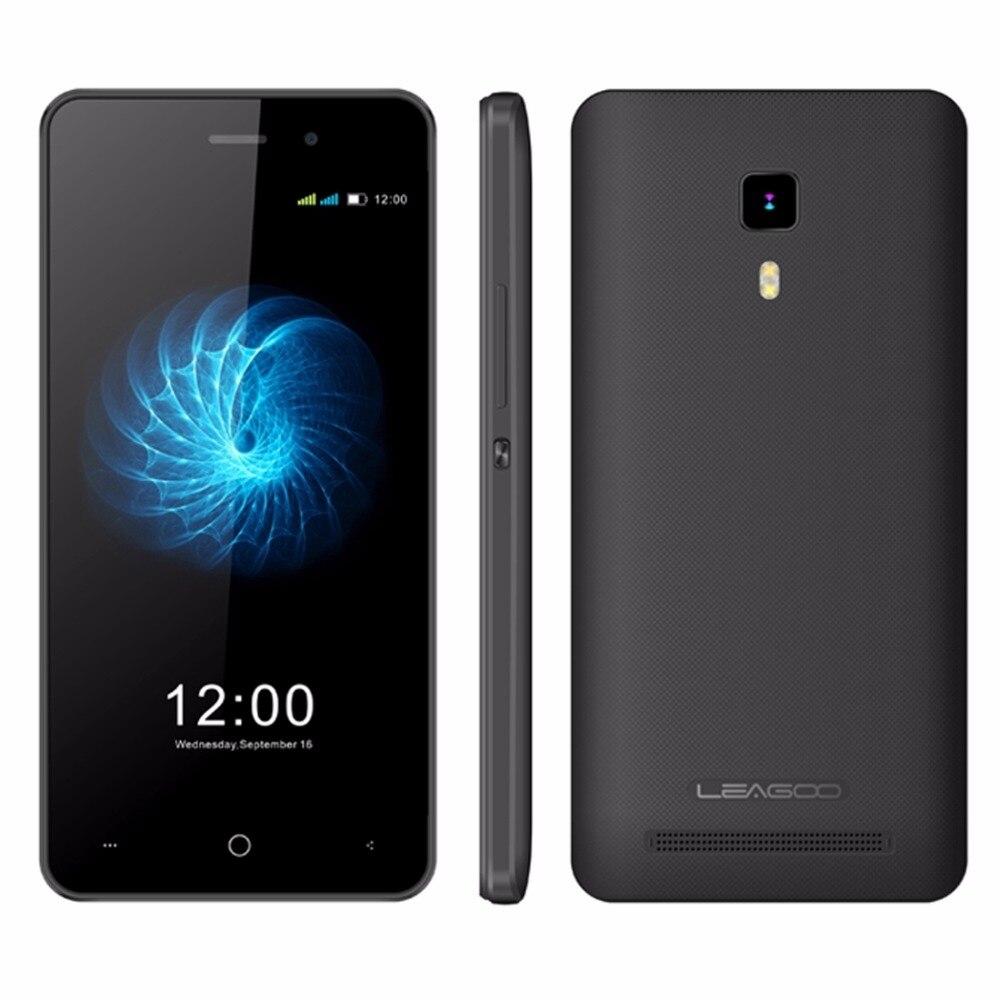 Original leagoo z3c 3g teléfonos móviles android 6.0 512 mb ram 8 gb ROM Quad Co
