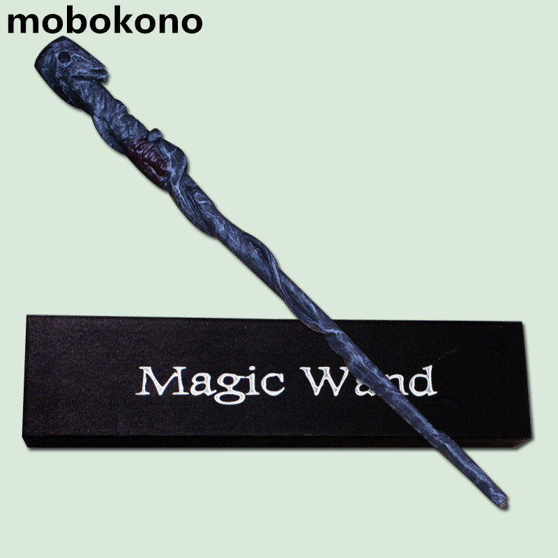 mobokono Alastor Moody Wand Magic Wand With light Cosplay Prop Film Periphery Collection Child Toy Kids Toys