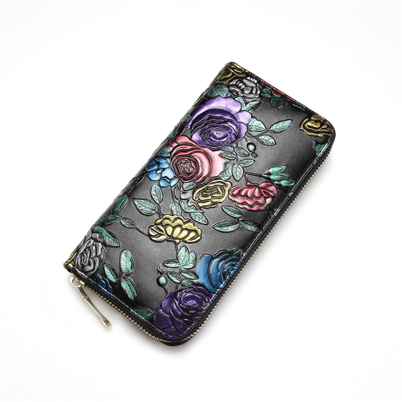 women wallets real leather (5)