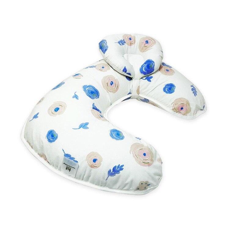 Подушка для кормления грудью многофункциональная детская подушка для кормления материнская поясная подушка u-образная Подушка для кормления ребенка - Цвет: zisemeigui