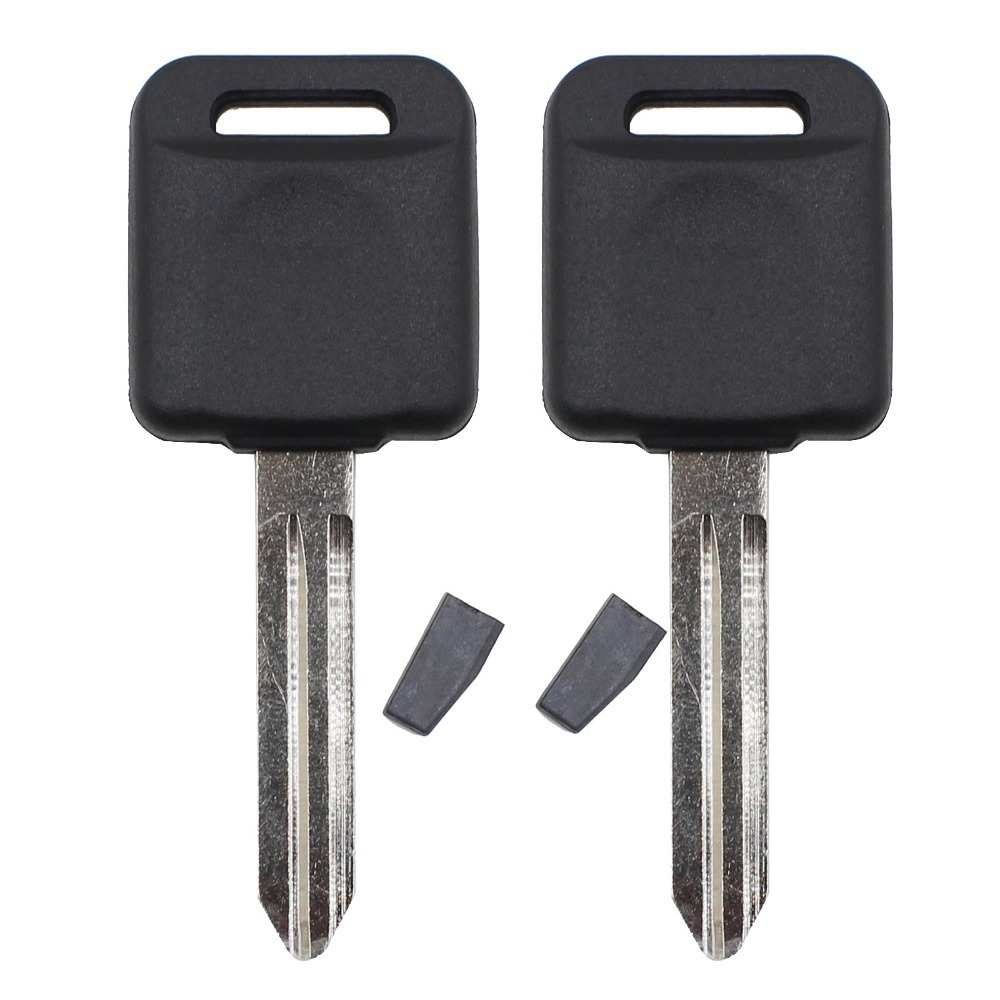 5pcs New Replacement Ignition Transponder Chip 46 Car Key For For Nissan Infiniti Suzuki Remote Uncut Blade