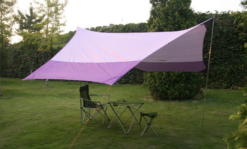 Free Shipping Outdoor Camping Tent Beach Tent Sun Shade