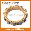 Clutch Disc Friction Plates Set 10pcs for BMW S1000RR  1000RR 2010 2011 2012