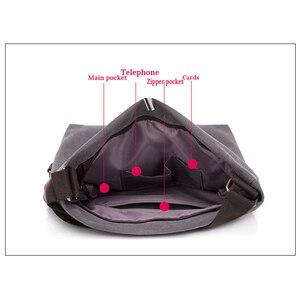 Image 5 - Canvas Bag Tote Bag Bagpack MultiFunction Canvas Back pack Women Sac Bandouliere Femme Bags For Women 2019 Mochila Feminina K042