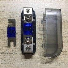 Высококачественная автомобильная аудиосистема Mini ANL AFS держатель предохранителя автомобиля блок с 2 предохранителями