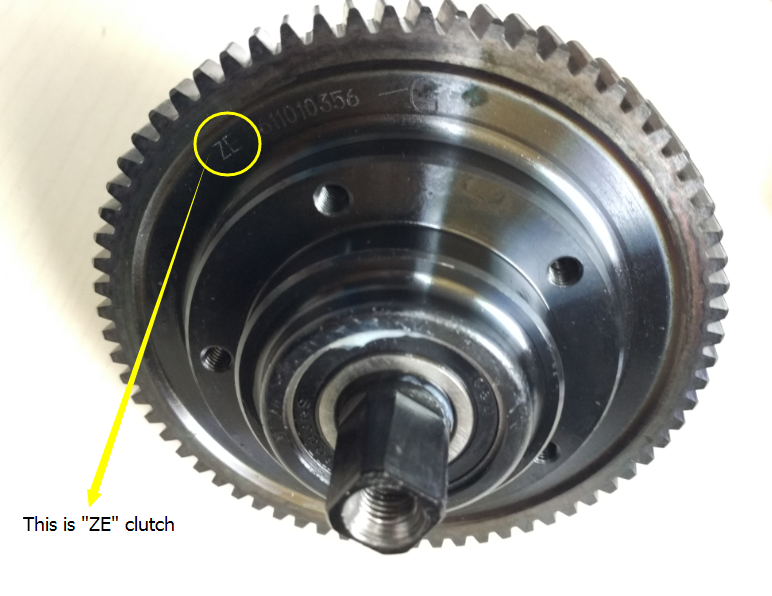 Bafang Mid Crank Motor Kit Bbs01/bbs02 Clutches For Replacement