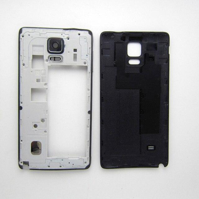 Original Housing Case For Samsung Galaxy note 4 N910 n910F N910A N910U N910C N910P Replacement Housing Cover