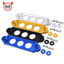 Kwaad energie Racing Geanodiseerd Billet Aluminium Batterij Tie Down Hold Beugel Lock Voor Honda Civic S2000 Integ Voor JDM(China)