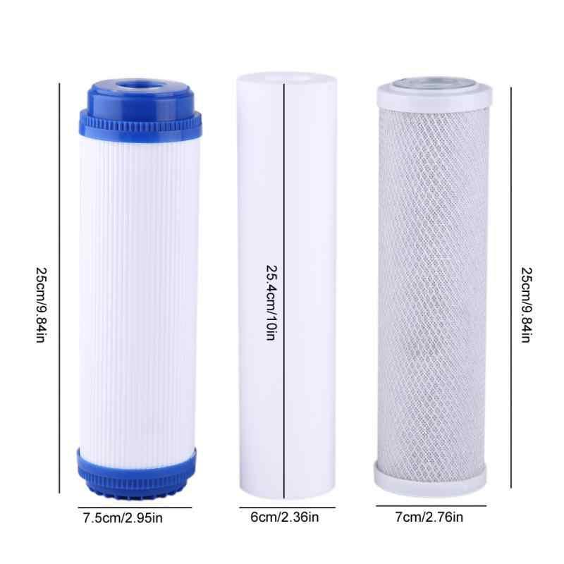 10 дюймов фильтрующие элементы система фильтрации Очищающая запасная часть универсальная для водоочистителя для бытовой техники