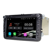 16GB ROM Android 7.1.1 Quad Core 2GB RAM Car Multimedia player for Volkswagen VW Tiguan/Golf/Jetta/Passat/Polo/Touran/Scirocco