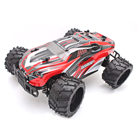 Electric RC Car 1 16 Scale Model 4WD Off Road High Speed Vehicle Toy Remote