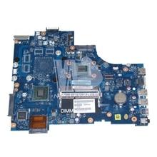 VAW11 LA-9102P CN-0NJ7D4 Motherboard For Dell Inspiron 17 3721 17.3 inch laptop main board / System board 2117U HD Graphics
