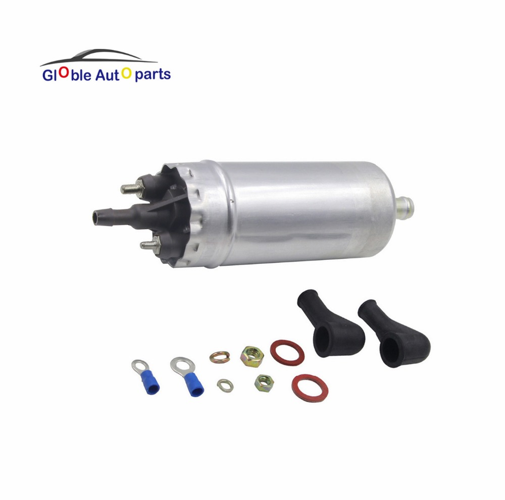12V HighPressure Electric Inline Fuel Pump with Installation Kit for BMW E Serie