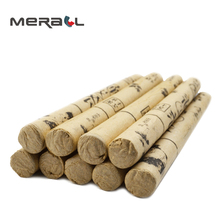 10pcs/box TCM Ten Years Old Moxa tube acupuncture massage relaxion Chinese Traditional Moxa Roll Mox Stick Moxa Moxibustion 140pcs five year ginger moxa special aita acupuncture moxibustion massage ai tuo reap