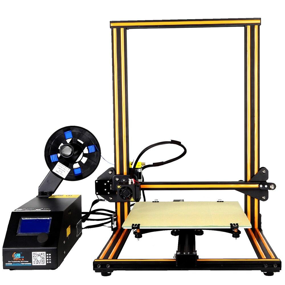 400x400x3 мм боросиликатное стекло опора для кровати для DIY Creality CR 10 Тарантул I3 3d принтер - 2