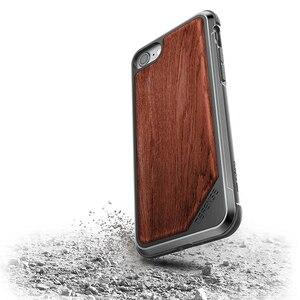 Image 2 - Funda x doria Defense Lux para iPhone 7 8 Plus, carcasa de teléfono de grado militar probada con caída para iPhone 7 8 Plus, funda de aluminio