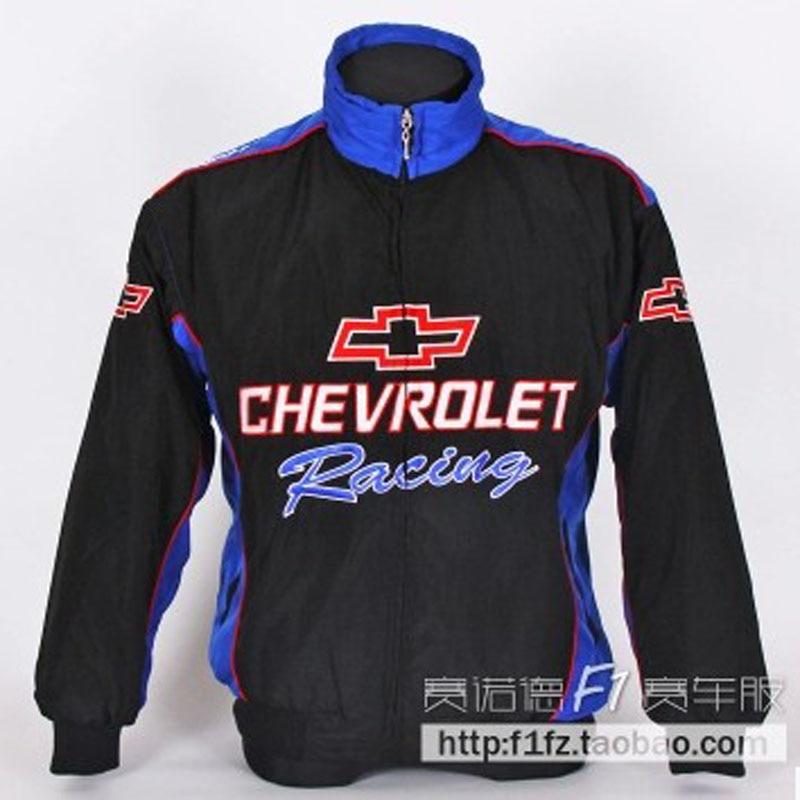 F1 costume veste/costume Chevrolet moto/moto rcycle tenue de course veste