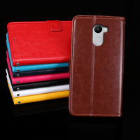 For Xiaomi Redmi 4 Standard Case Business Style Flip Wallet PU Leather Phone Fundas Cover For