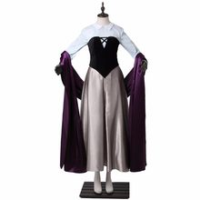 Sleeping Beauty Dress Adult Women's Dress Aurora Dress Skirt Cosplay Costume for Carnival Party L0516(China)