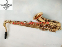 New arrival Japan Yanagisawa T 902 Bb Tenor Saxophone Musical Instrument Gold Tenor Sax Professional Free Shipping