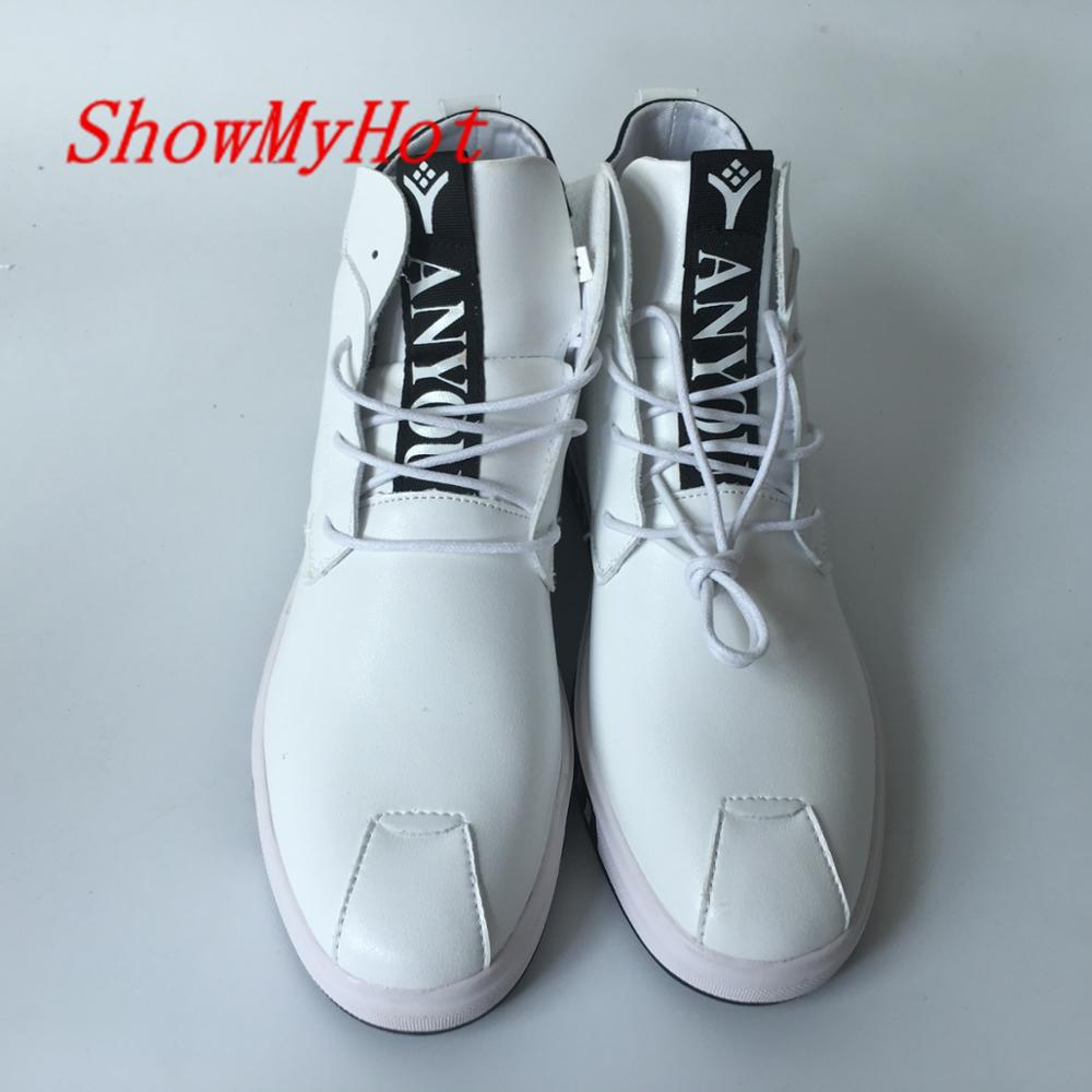 Showmyhot De Respirável Caminhada Masculinos Chegam Preto Lazer marfim 350 Formadores Novas Branco Baixos Sapatos TYcBYrnqSW