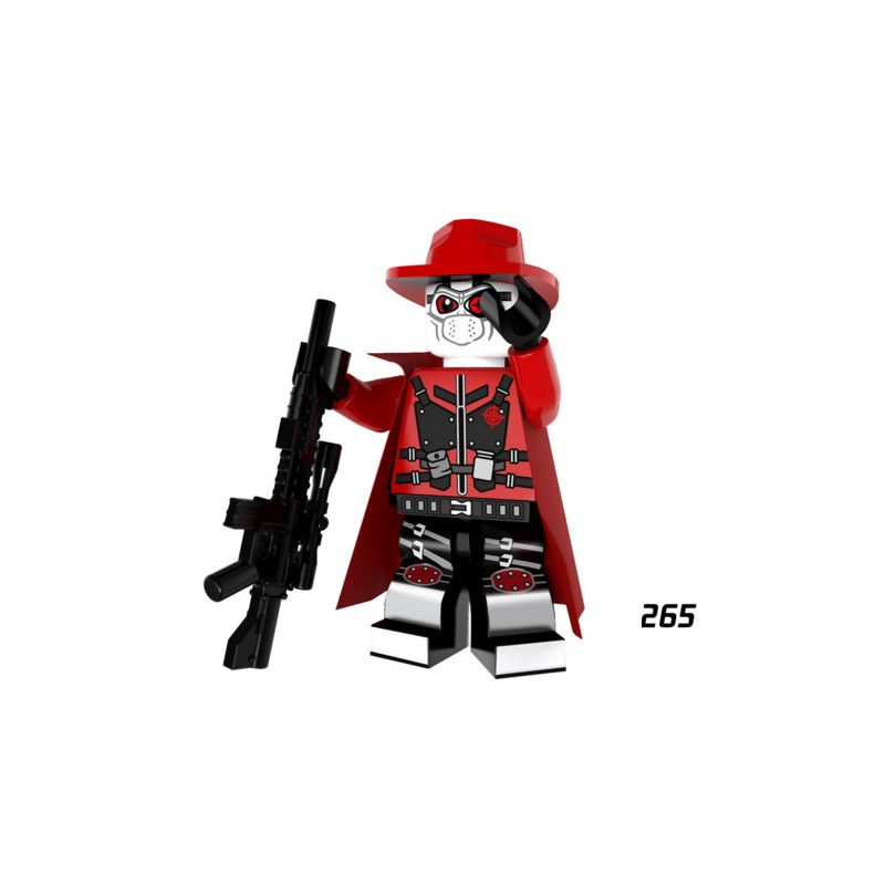 Custom Minifig CAT transparente armes 3 unités arme fusil pour LEGO ® personnages