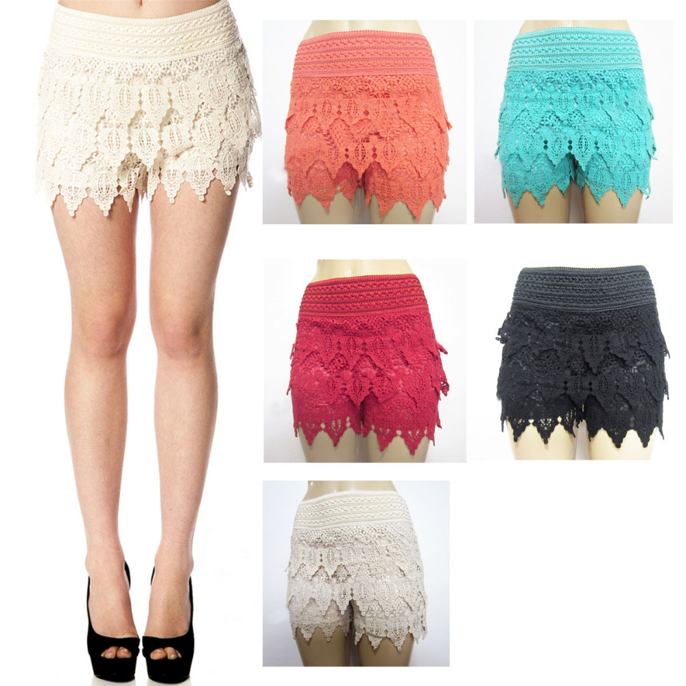 aliexpress : buy hot! cotton crochet tiered scalloped lace
