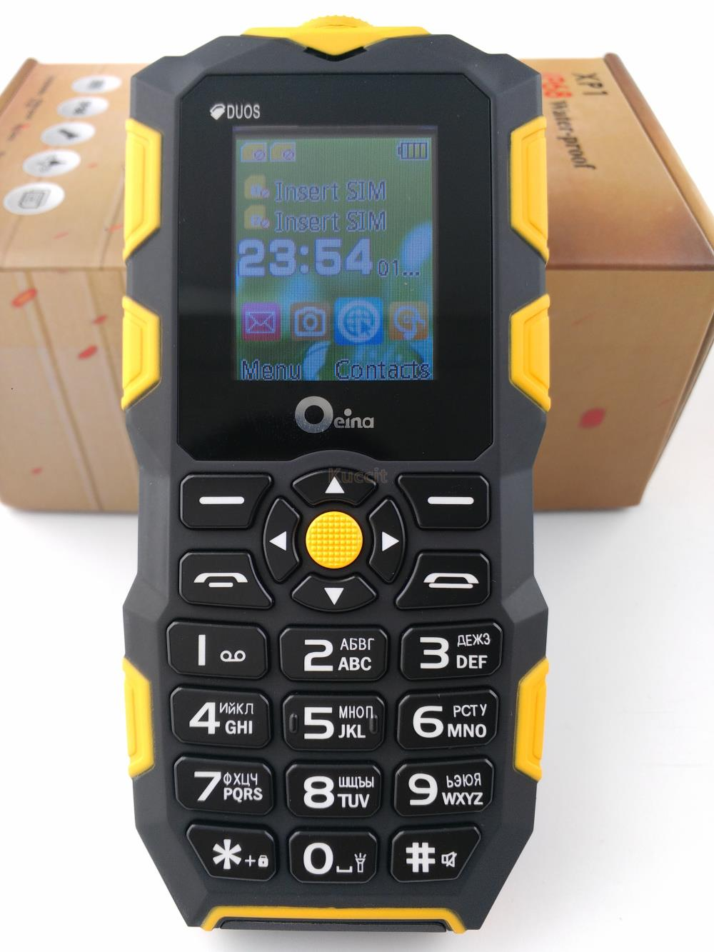 XP1 Rugged Phone  (8)