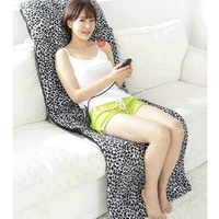 Home full body massage mattress chair by multifunctional blanket back leg elderly electric heating automatic health care equipme