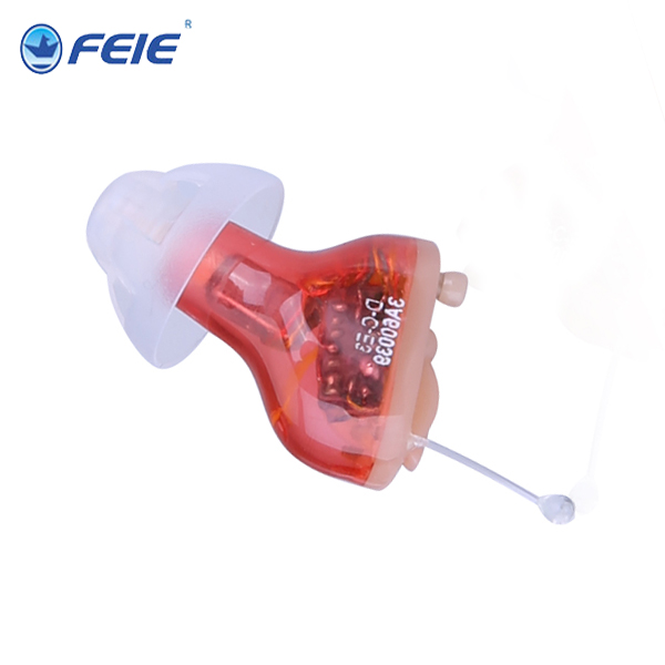Guangzhou Factory Innovative Deaf Smallest Hearing Aids In the Ear CIC S-17A