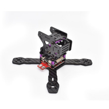 iflight FPV RX130 RX150 Mini Racing Through Quadcopter Frame with Carbon Fiber 3mm Plate PCB XT60