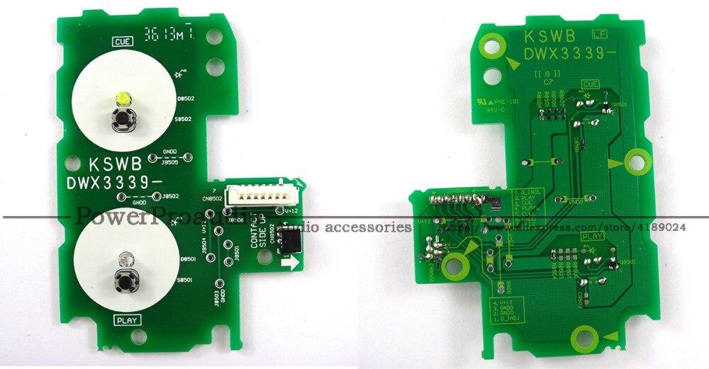 Intellektuell 2x Cdj 2000 Nexus-spielen Queue Platine Pcb-dwx 3339 Dwx3339 Grün Version Unterhaltungselektronik