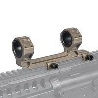 GE Hunting Rifle Scope Mount Optic 1 30mm Ring Mount AR15 M4 M16 Bubble Level Accessories