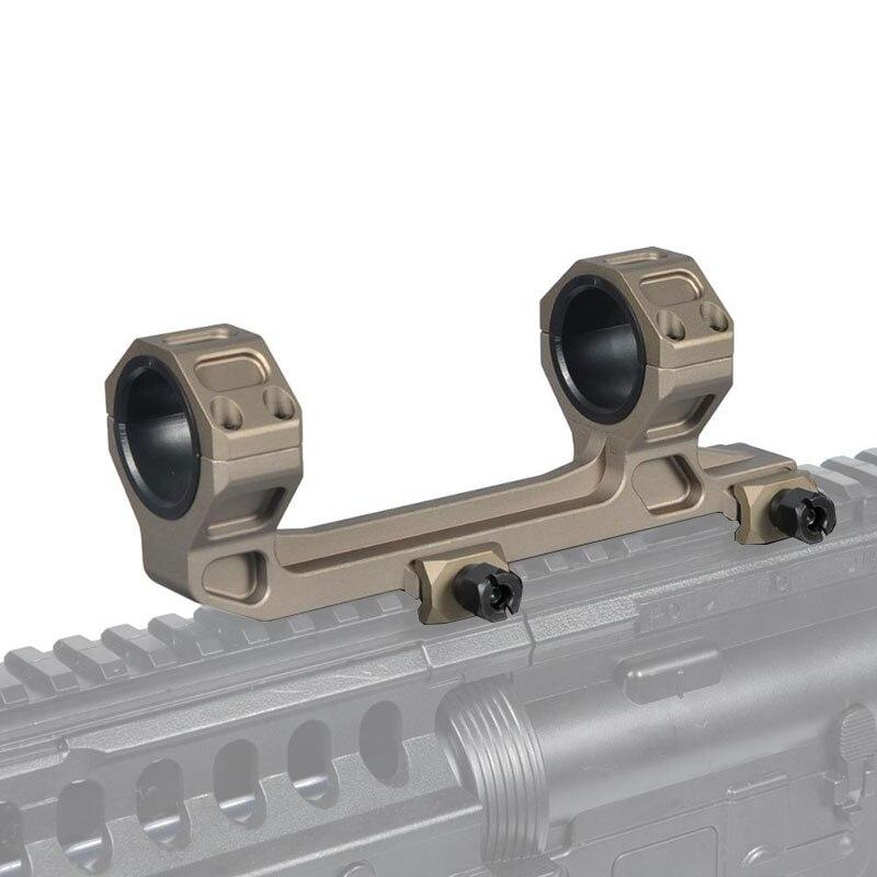 GE Hunting Rifle Scope Mount Optic 1 / 30mm Ring Mount AR15 M4 M16 Bubble Level Accessories Fit Weaver Picatinny Receiver Rail картридж epson t6641 c13t66414a black для l100 l200 l366 l312 l120 l222
