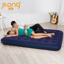 Fashion is convenient inflatable cushion household outdoor portable double bed