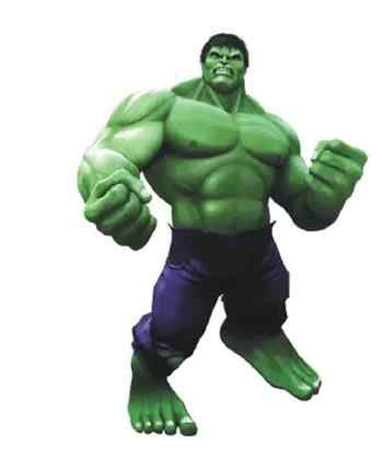 Detail Feedback Questions about Car creative 3d green Hulk body
