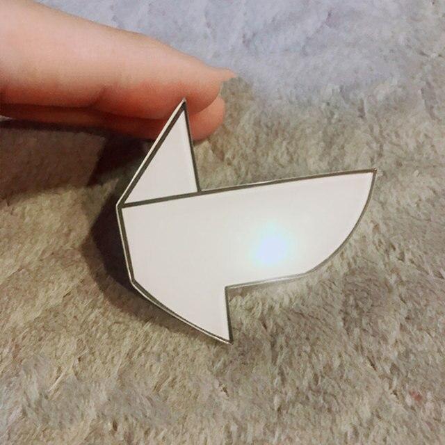 Chérie dans la Franxx 015 Ichigo pince à cheveux épingle à cheveux PVC Cosplay accessoire fait à la main