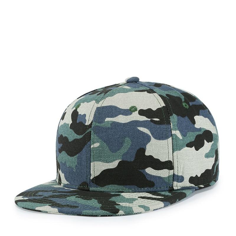 High Qualtiy Hip Hop Hat Men Camouflage Mens Cap Cotton 3 Choose